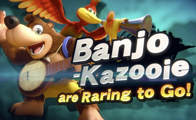 Nintendo E3 2019 - Banjo-Kazooie