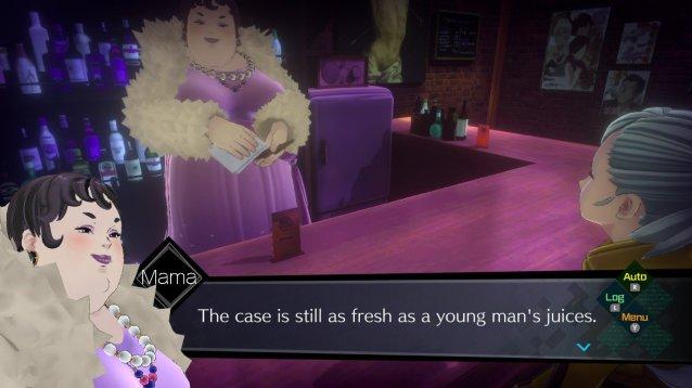 AI: The Somnium Files Switch Review – A Visual Novel