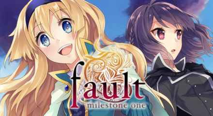 fault - milestone one Nintendo Switch