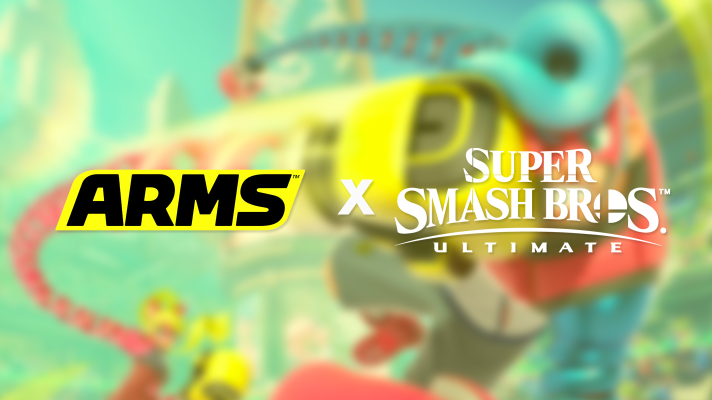 With a Character From ARMS Being Added to Smash, Here Are the Top 5 Most Likely Additions